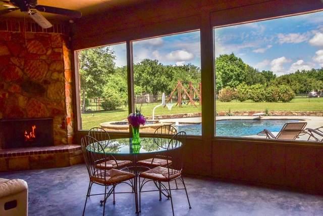 107 Old Base, Aurora, TX 76078 (MLS #14586263) :: Real Estate By Design