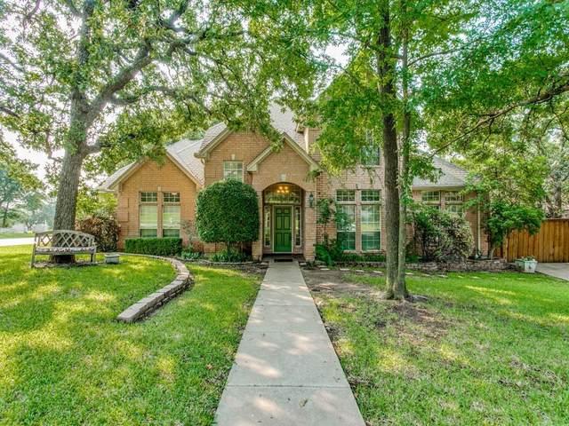 1712 Lynhurst Lane, Denton, TX 76205 (MLS #14586296) :: The Mauelshagen Group