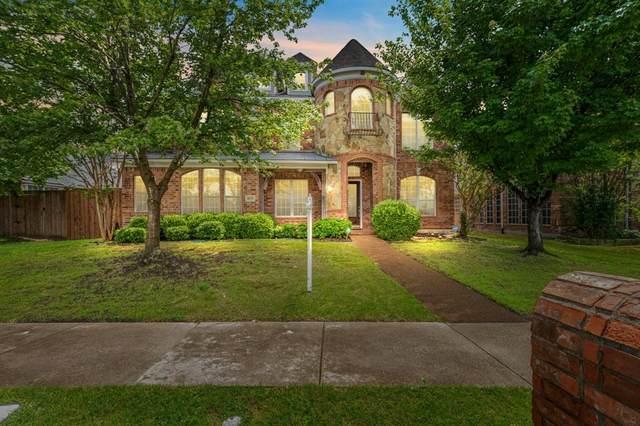10339 Burnt Mill Lane, Frisco, TX 75035 (MLS #14586399) :: Real Estate By Design