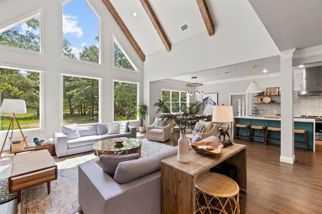 9203 Mallard Way, Larue, TX 75770 (MLS #14586446) :: Real Estate By Design