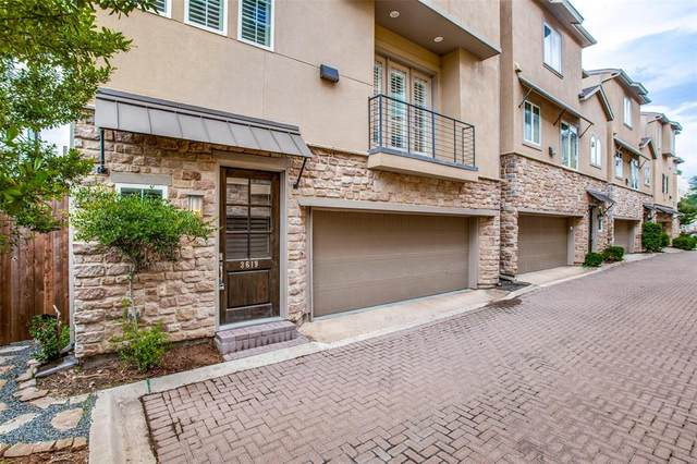 3619 Azure Court, Dallas, TX 75219 (MLS #14586458) :: The Good Home Team