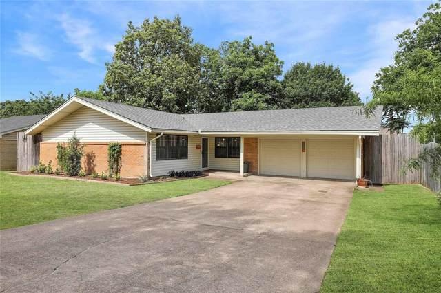 12007 Sunland Street, Dallas, TX 75218 (MLS #14586494) :: Real Estate By Design