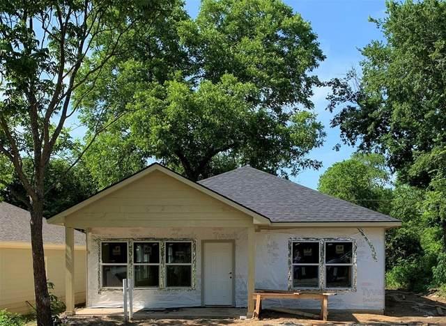 323 E Shepherd Street, Denison, TX 75021 (MLS #14586841) :: The Good Home Team