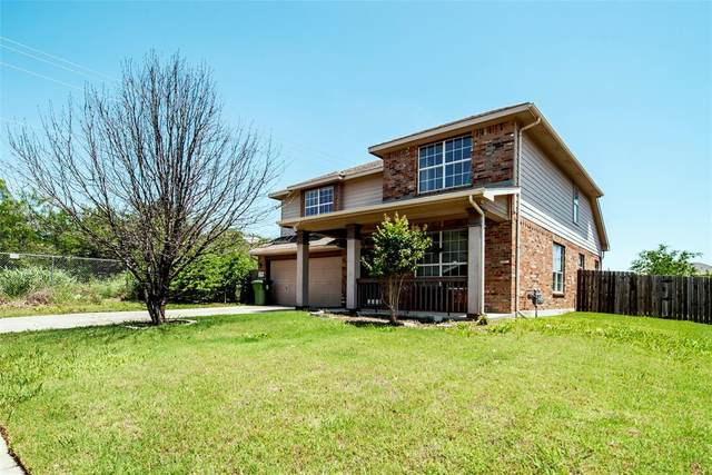 2702 Edgefield Trail, Mansfield, TX 76063 (MLS #14586933) :: Real Estate By Design