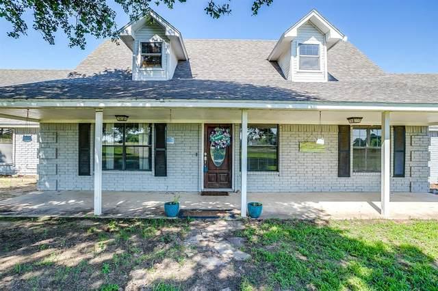 401 Brock Spur, Brock, TX 76066 (MLS #14587309) :: Real Estate By Design