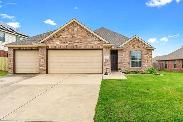 60 Heron Drive, Sanger, TX 76266 (MLS #14587527) :: The Mauelshagen Group