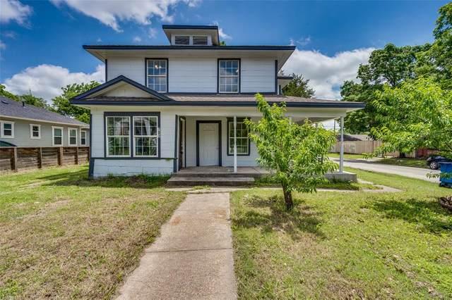 702 N Edgefield Avenue, Dallas, TX 75208 (MLS #14587603) :: Trinity Premier Properties