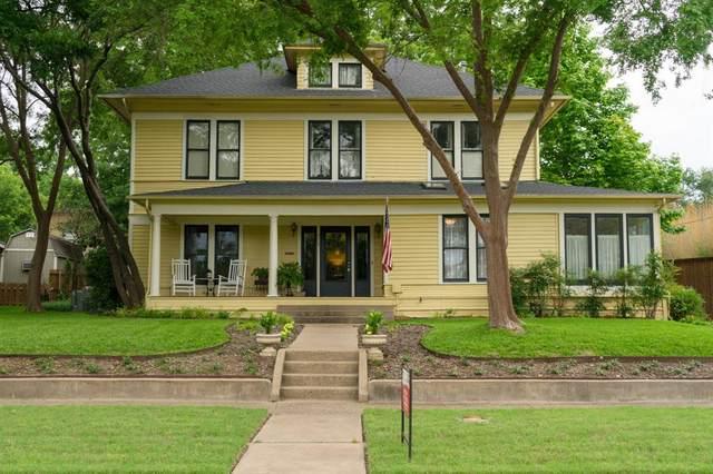 510 W Jefferson Street, Waxahachie, TX 75165 (MLS #14587658) :: Real Estate By Design