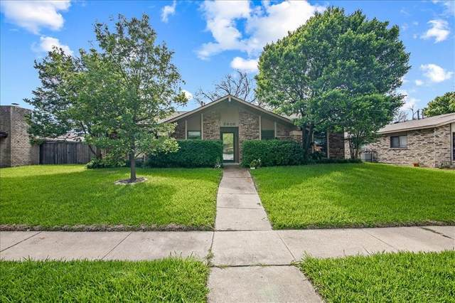 3606 Clover Meadow Drive, Garland, TX 75043 (MLS #14588072) :: Real Estate By Design