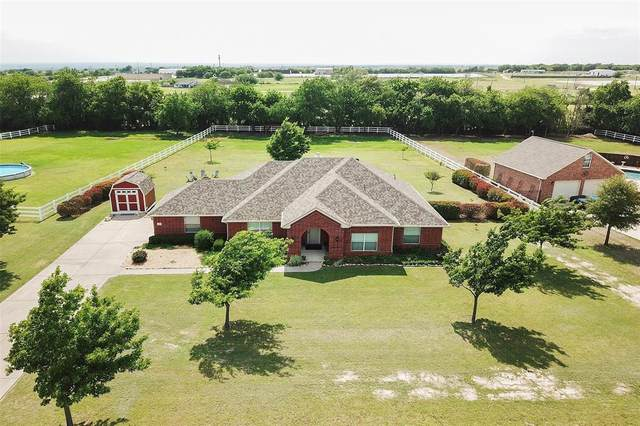 127 Sky Way, New Fairview, TX 76078 (MLS #14588287) :: Real Estate By Design