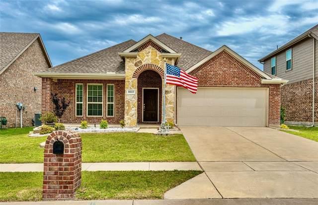 3617 Fordham Street, Frisco, TX 75036 (MLS #14588425) :: Real Estate By Design