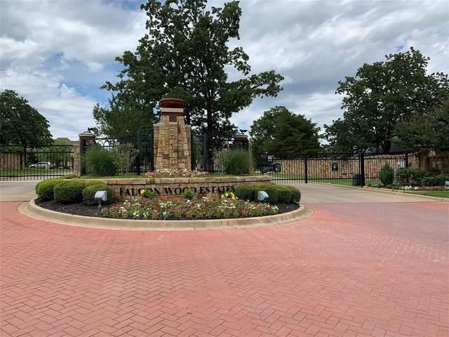1161 Falcon View Drive, Kennedale, TX 76060 (MLS #14588581) :: Team Hodnett