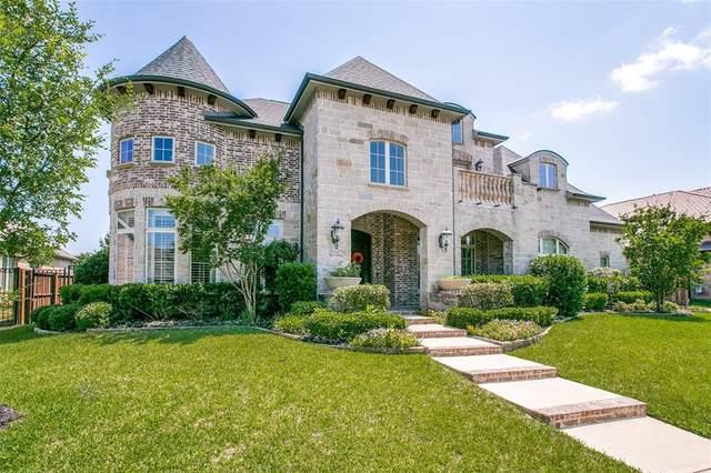 417 Saint Tropez Drive, Southlake, TX 76092 (MLS #14588628) :: Front Real Estate Co.