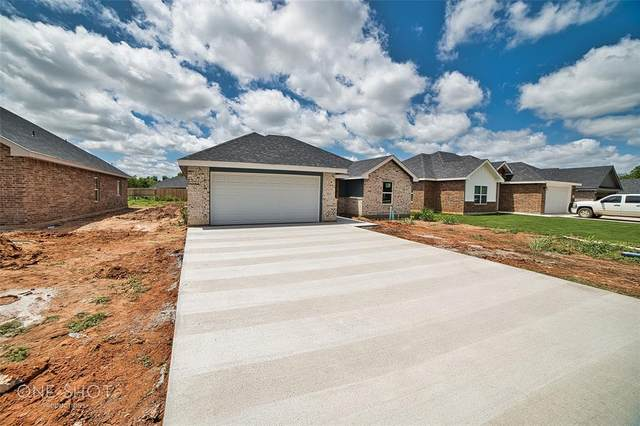 913 8th Street, Tuscola, TX 79562 (MLS #14588635) :: The Russell-Rose Team