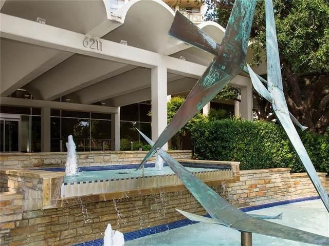 6211 W Northwest Highway G510, Dallas, TX 75225 (MLS #14588726) :: Trinity Premier Properties
