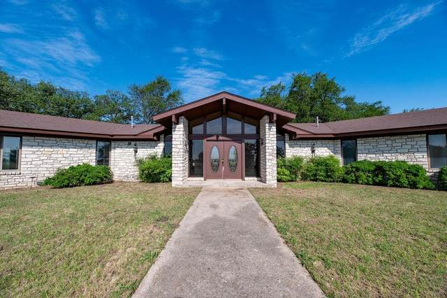 1355 S Us Highway 281, Evant, TX 76525 (MLS #14588977) :: Real Estate By Design
