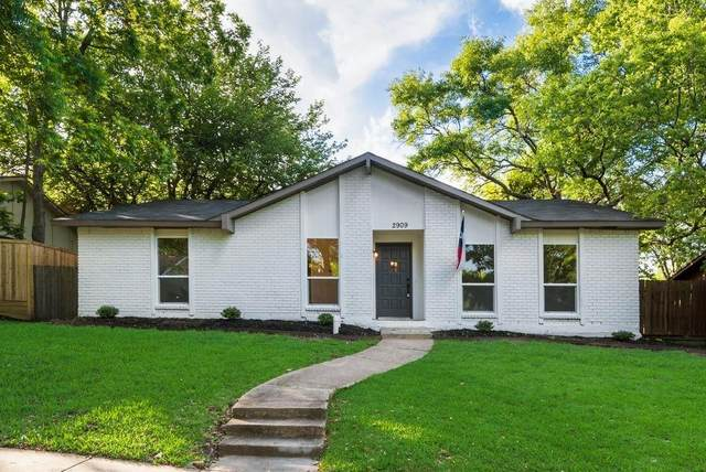 2909 Clover Valley Drive, Garland, TX 75043 (MLS #14589025) :: Real Estate By Design