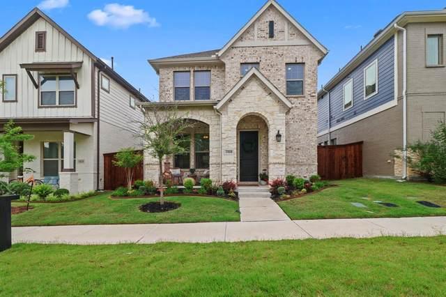 1808 Roundtree Circle W, Aledo, TX 76008 (MLS #14589190) :: Real Estate By Design