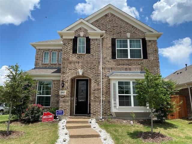 402 Myrtle Beach Drive, Garland, TX 75040 (MLS #14589393) :: Real Estate By Design