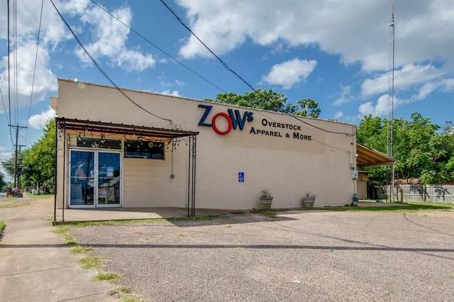 504 Granbury Street, Cleburne, TX 76033 (MLS #14589608) :: KW Commercial Dallas
