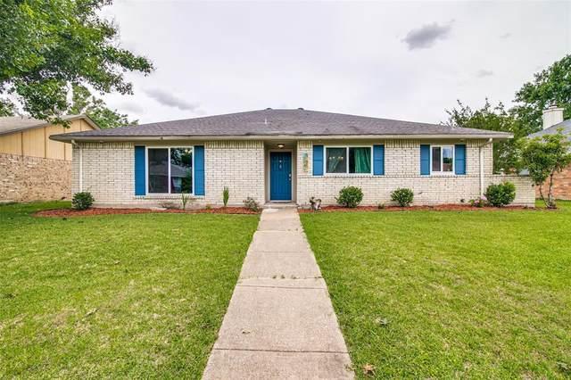 8718 Doliver Drive, Rowlett, TX 75088 (MLS #14589668) :: Craig Properties Group