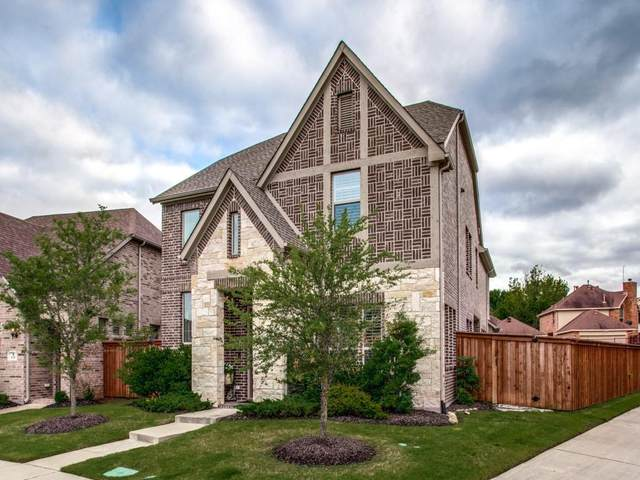 618 Cano Street, Allen, TX 75002 (MLS #14590081) :: The Mitchell Group