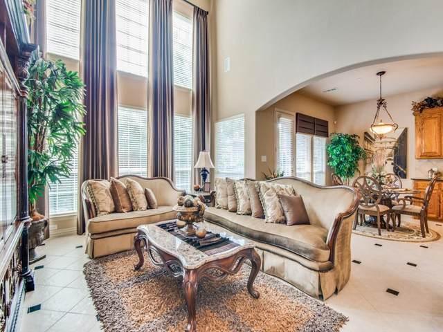 2356 Chelsea Drive, Frisco, TX 75034 (MLS #14590783) :: The Kimberly Davis Group