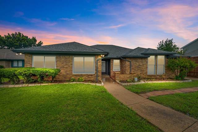 1102 Chapel Hill Drive, Mansfield, TX 76063 (MLS #14591254) :: Front Real Estate Co.