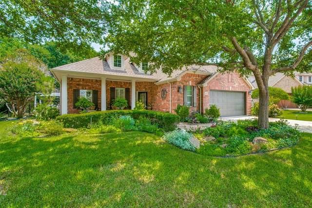417 Long Cove Drive, Fairview, TX 75069 (MLS #14591330) :: The Rhodes Team