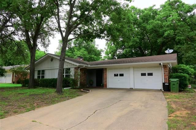 804 W Cheryl Avenue, Hurst, TX 76053 (MLS #14591446) :: Front Real Estate Co.