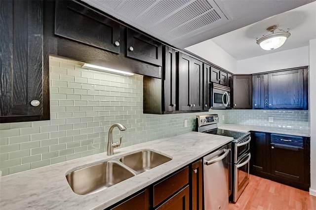 6016 E University Boulevard #119, Dallas, TX 75206 (#14591452) :: Homes By Lainie Real Estate Group