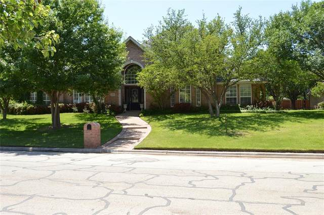 2110 Westminster Drive, Abilene, TX 79602 (MLS #14591532) :: All Cities USA Realty