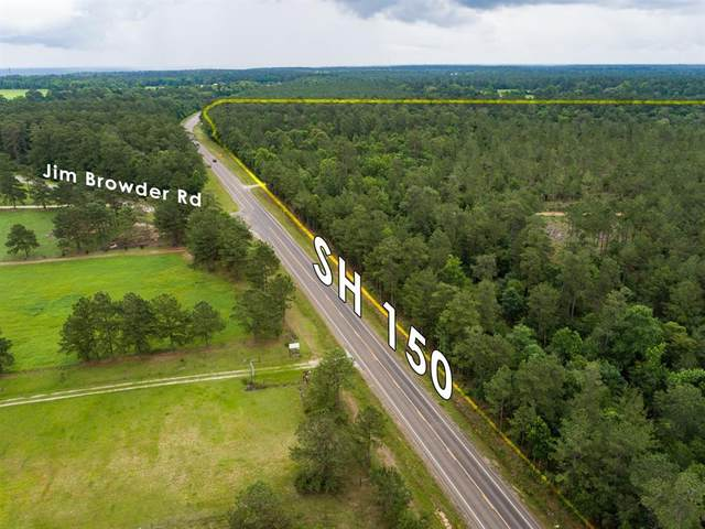 000 Hwy 150, New Waverly, TX 77358 (MLS #14592187) :: Real Estate By Design
