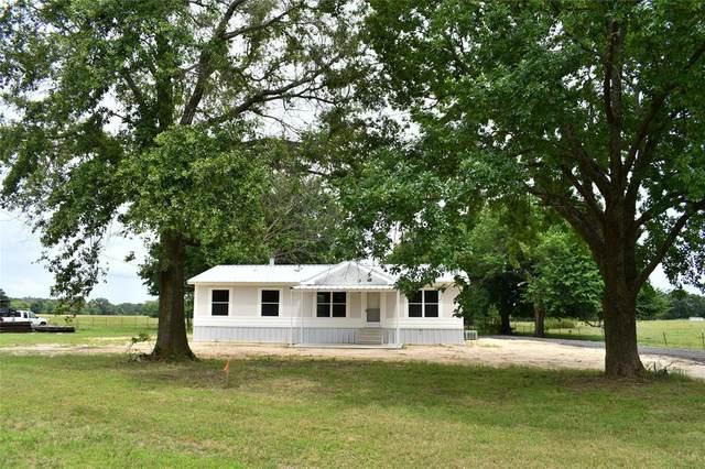 3981 Farm Road 1567 W, Sulphur Springs, TX 75482 (MLS #14592364) :: Real Estate By Design