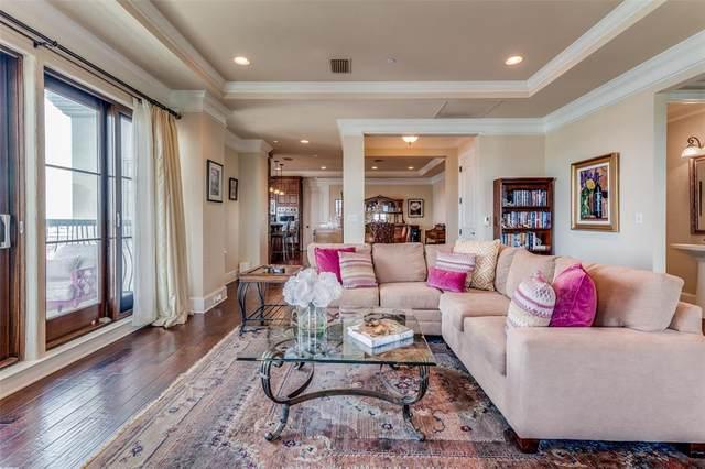 501 Samuels Avenue #520, Fort Worth, TX 76102 (MLS #14592638) :: Premier Properties Group of Keller Williams Realty