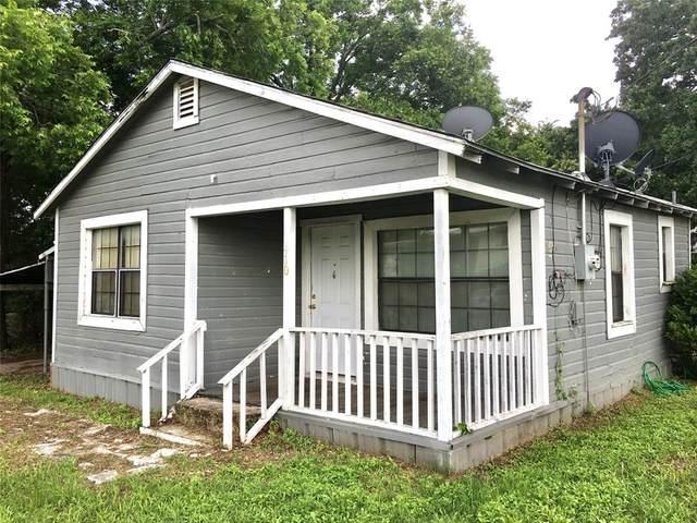 410 S Lillian Street, Stephenville, TX 76401 (MLS #14592738) :: Wood Real Estate Group