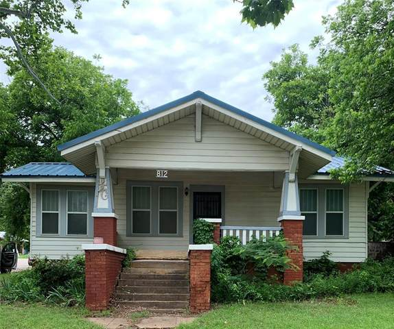 812 W 8th Street, Cisco, TX 76437 (MLS #14592936) :: Real Estate By Design