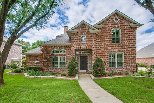 5813 Milano Drive, Plano, TX 75093 (MLS #14593441) :: The Great Home Team