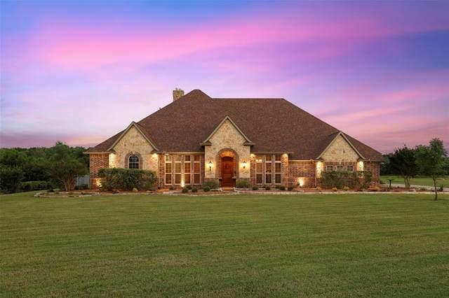 11755 Caddo Creek Drive, Lavon, TX 75166 (MLS #14593464) :: Real Estate By Design