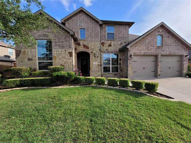 766 Sycamore Trail, Forney, TX 75126 (MLS #14593649) :: Real Estate By Design