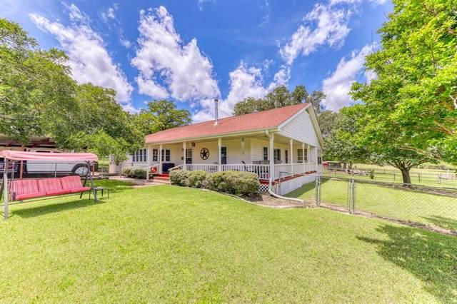1201 Mill Road, Springtown, TX 76082 (MLS #14593697) :: Trinity Premier Properties