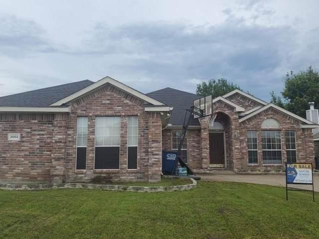 3002 Creekbend Court, Sachse, TX 75048 (MLS #14594098) :: RE/MAX Landmark