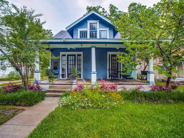 326 S Windomere Avenue, Dallas, TX 75208 (MLS #14594316) :: The Kimberly Davis Group