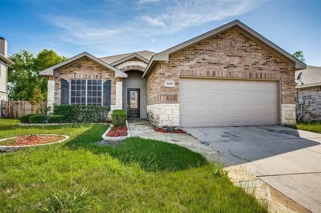 8445 Shallow Creek Drive, Fort Worth, TX 76179 (MLS #14594360) :: Real Estate By Design