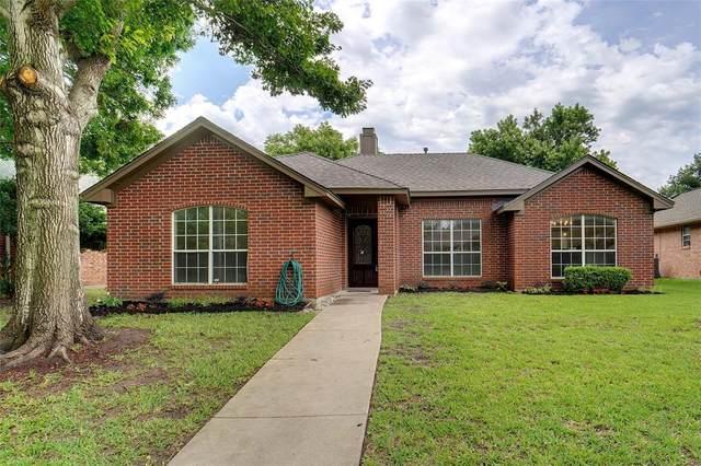 116 Windbrook Street, Denton, TX 76207 (MLS #14594374) :: The Mauelshagen Group