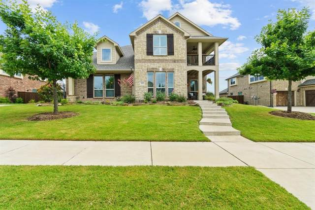 2221 Lewis Canyon Drive, Prosper, TX 75078 (MLS #14594388) :: The Great Home Team