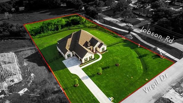 300 Virgil Drive, Sunnyvale, TX 75182 (MLS #14595078) :: Real Estate By Design