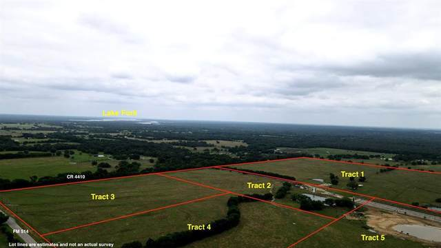 T3 Rs County Road 4410, Point, TX 75472 (MLS #14595428) :: Real Estate By Design