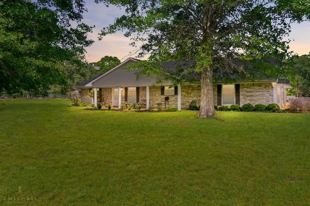 8595 Greenwood Springridge Road, Shreveport, LA 71129 (MLS #14595985) :: Real Estate By Design
