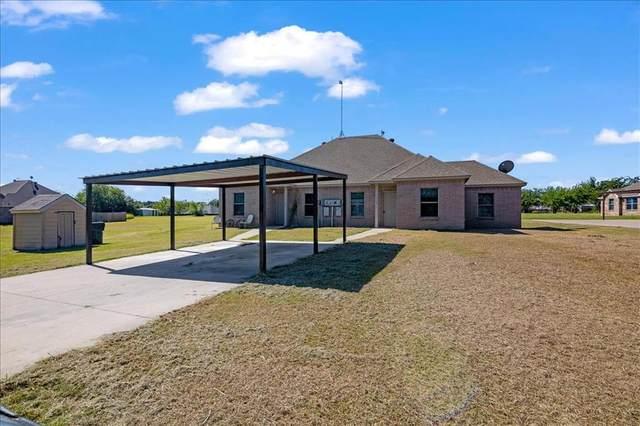 113 Lindas Creek Lane, Weatherford, TX 76088 (MLS #14596065) :: Real Estate By Design